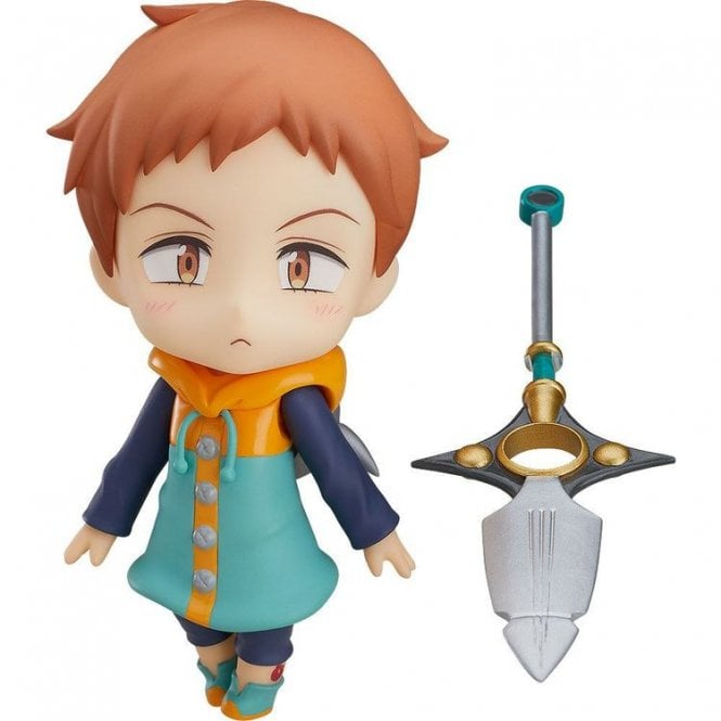 The Seven Deadly Sins Revival of The Commandments Nendoroid King