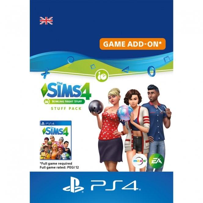 The Sims 4 Bowling Stuff