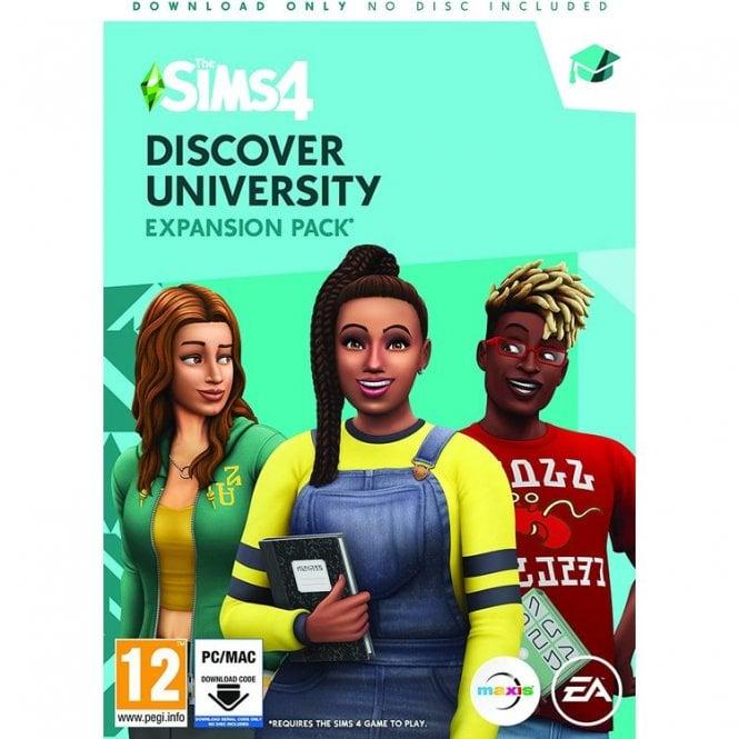 The Sims 4 University PC
