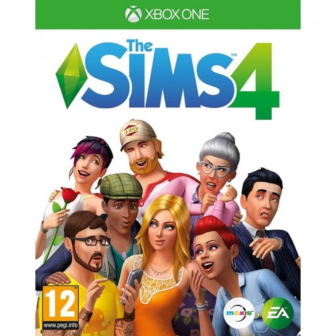 The Sims 4 Xbox