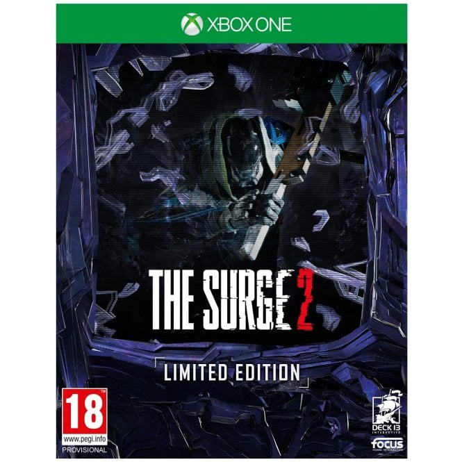 The Surge 2 Limited Edition Xbox