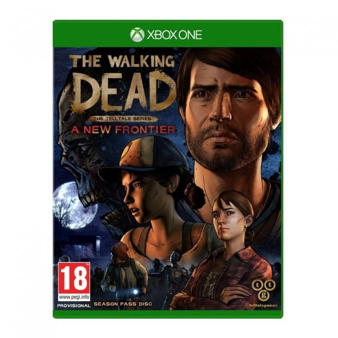 The Walking Dead A New Frontier Xbox