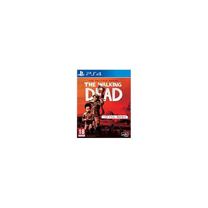 The Walking Dead Season 4 PS4