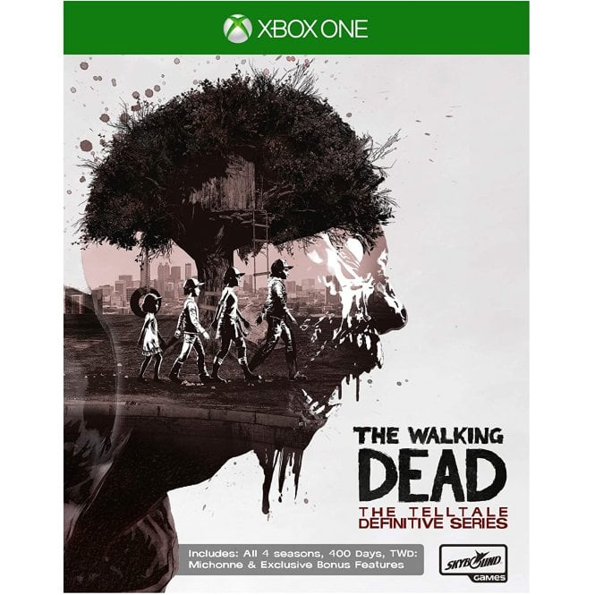 The Walking Dead The Definitive Series Xbox