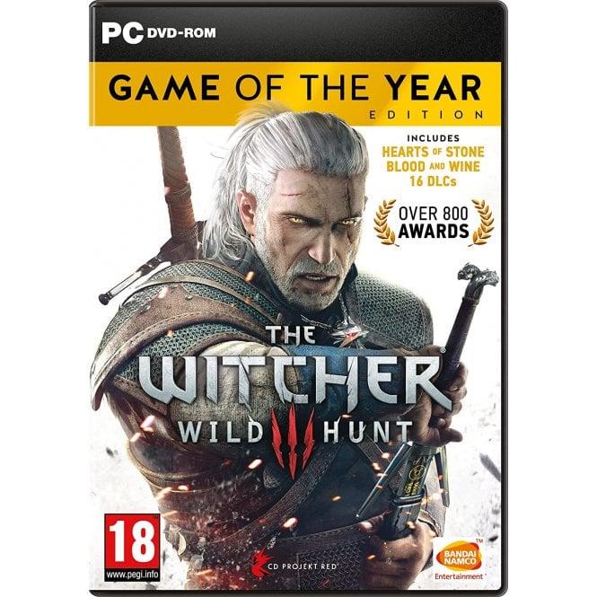 The Witcher III GOTY PC