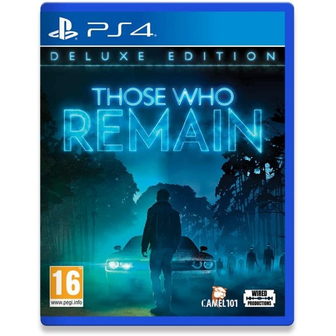 Those Who Remain PS4