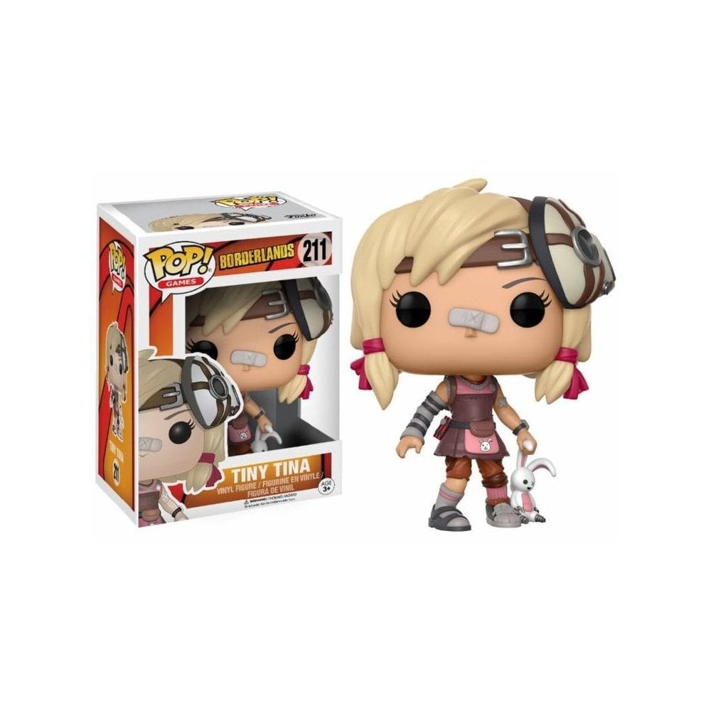 Tiny Tina POP! Vinyl