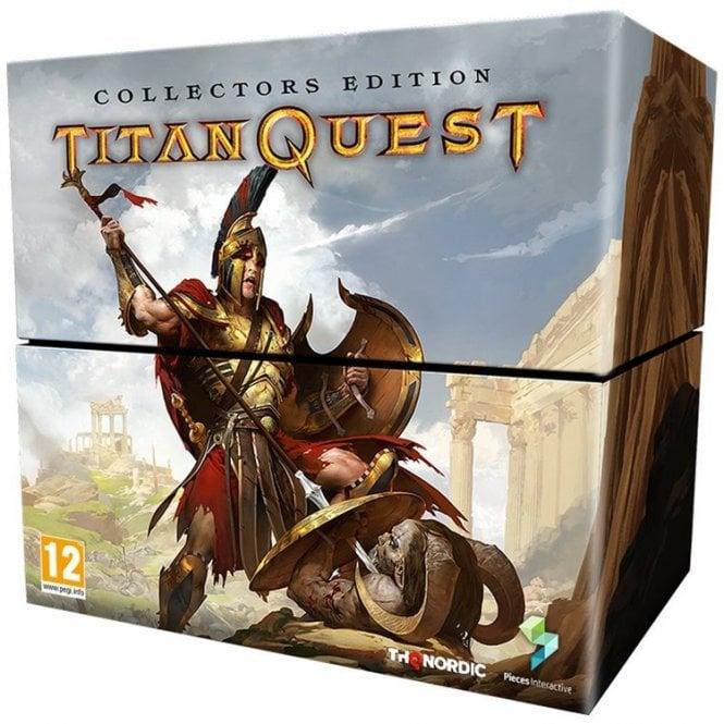 Titan Quest Collectors Edition PS4