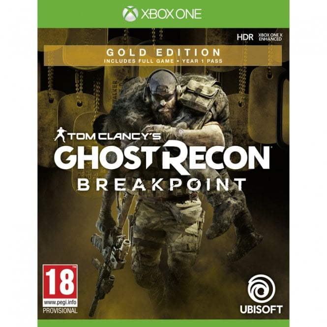 Tom Clancy's Ghost Recon Breakpoint Gold Edition Xbox