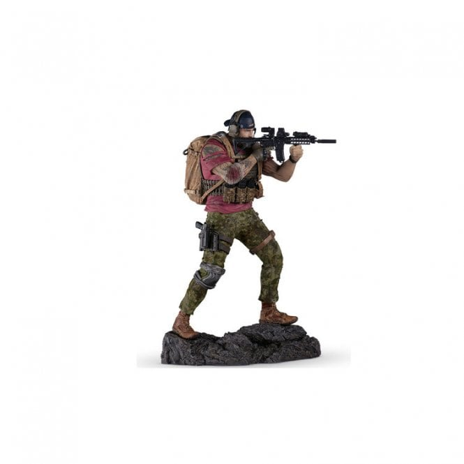 Tom Clancy's Ghost Recon Breakpoint Nomad Figure