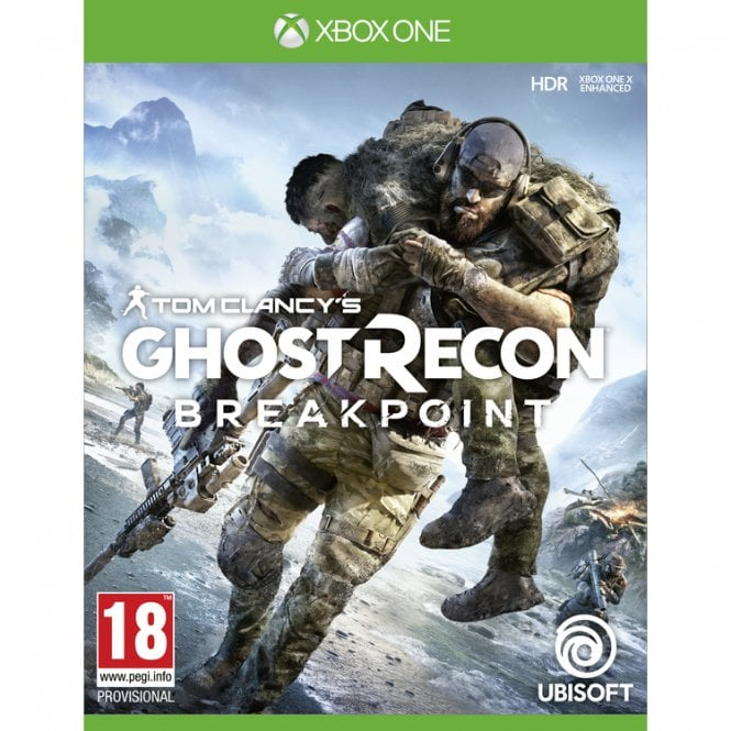 Tom Clancy's Ghost Recon Breakpoint Xbox