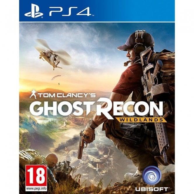 Tom Clancy's Ghost Recon® Wildlands PS4
