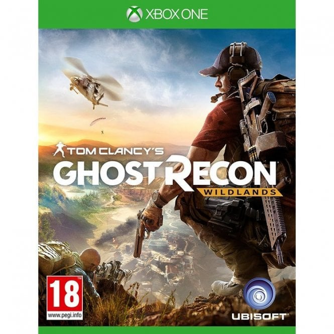 Tom Clancy's Ghost Recon Wildlands Xbox