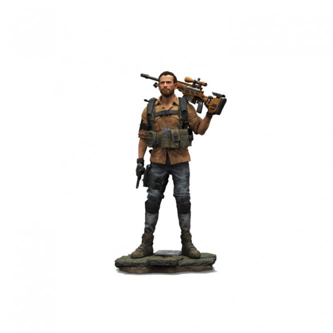Tom Clancy's The Division 2 Figurine Brian Johnson