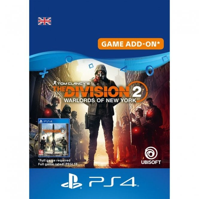 Tom Clancy's The Division 2 Warlords of New York Expansion