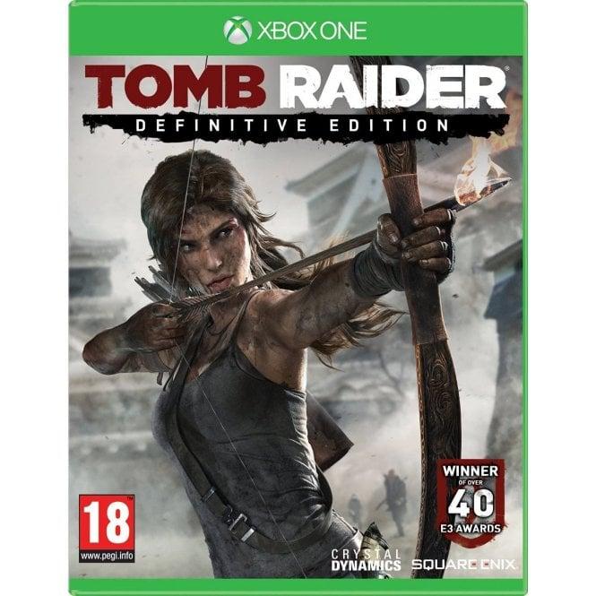 Tomb Raider Definitive HD Xbox