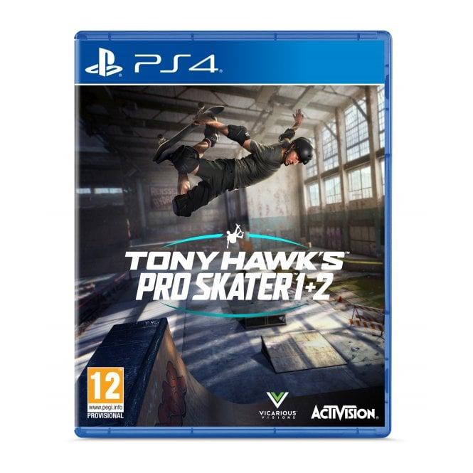 Tony Hawk's Pro Skater 1 & 2 Remastered PS4