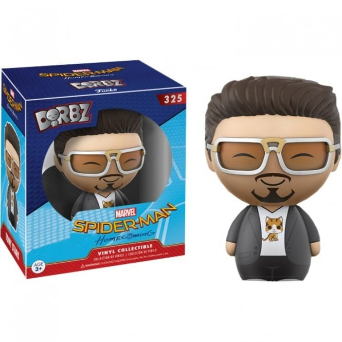 Tony Stark Exclusive Dorbz