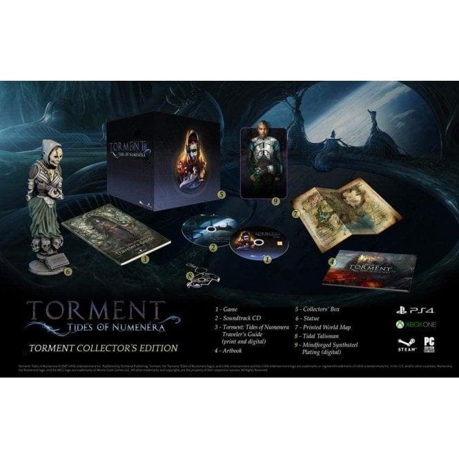 Torment: Tides of Numenera Collectors Edition PC