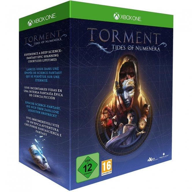 Torment Tides of Numenera Collector's Edition Xbox