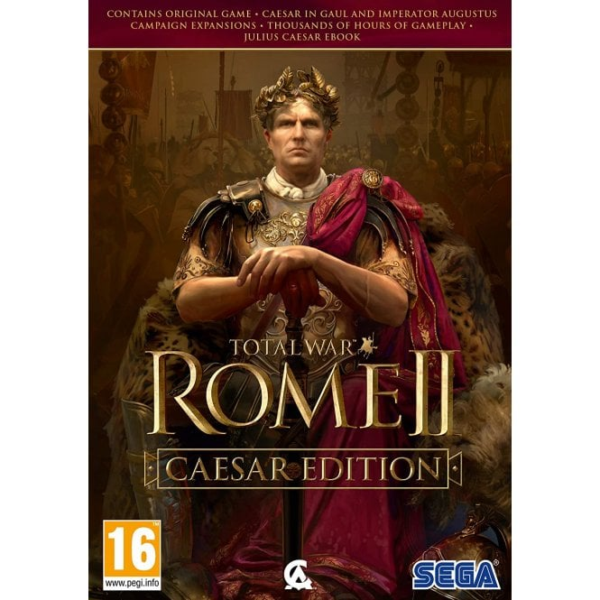 Total War: Rome 2 Caesar Edition PC