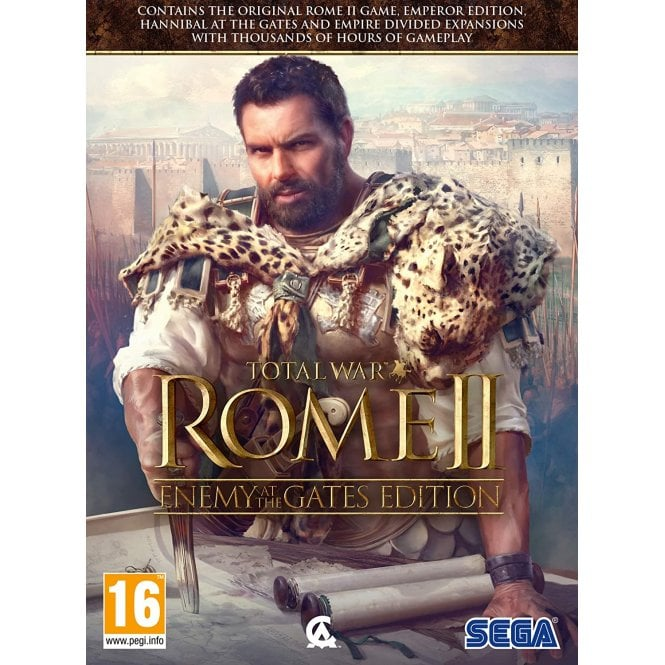 Total War: Rome 2 Enemy At The Gates PC