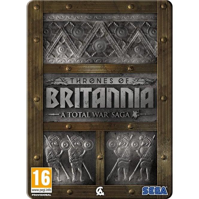Total War Thrones Of Britannia PC