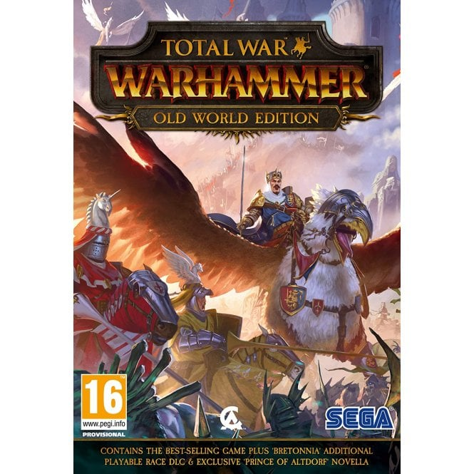 Total Ware Warhammer Old World Edition PC
