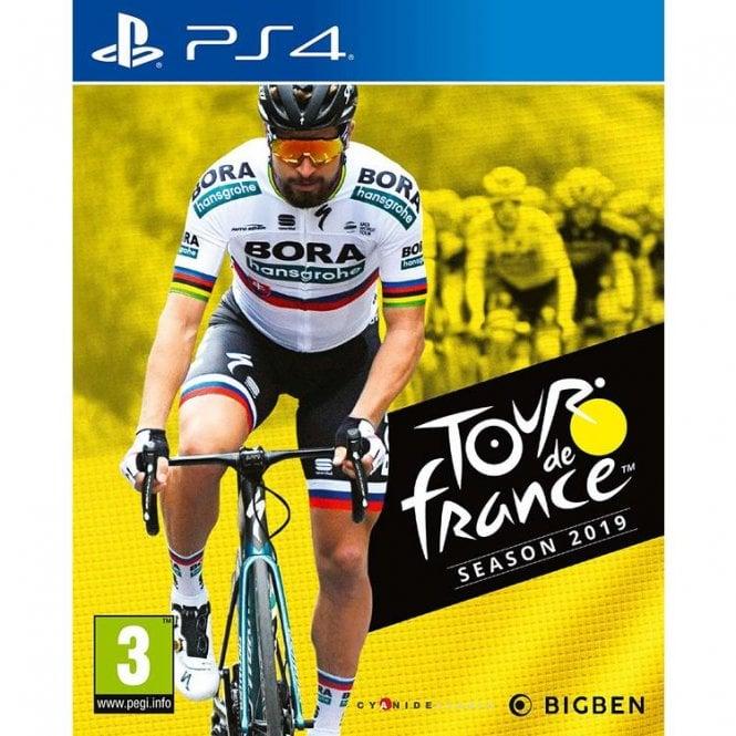 Tour De France Season 2019 PS4