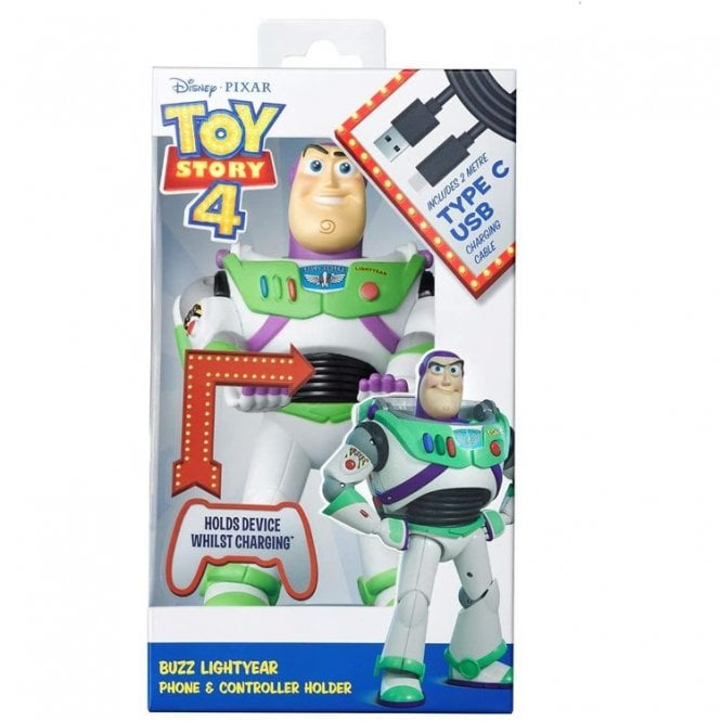 Toy Story Buzz Lightyear Cable Guy