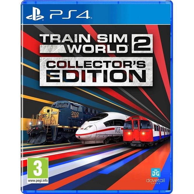 Train Sim World 2 Collectors Edition PS4
