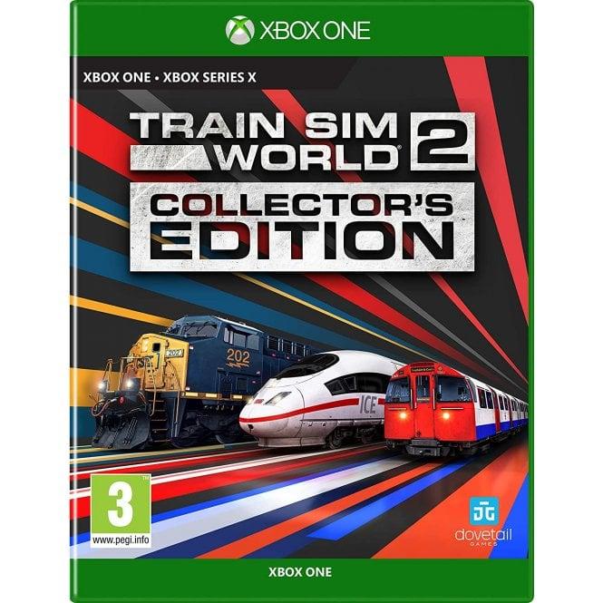 Train Sim World 2 Collectors Edition Xbox