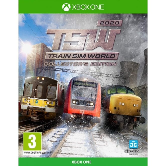 Train Sim World 2020 Collector's Edition Xbox