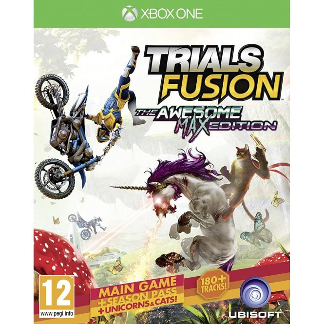 Trials Fusion Awesome Max Edition Xbox