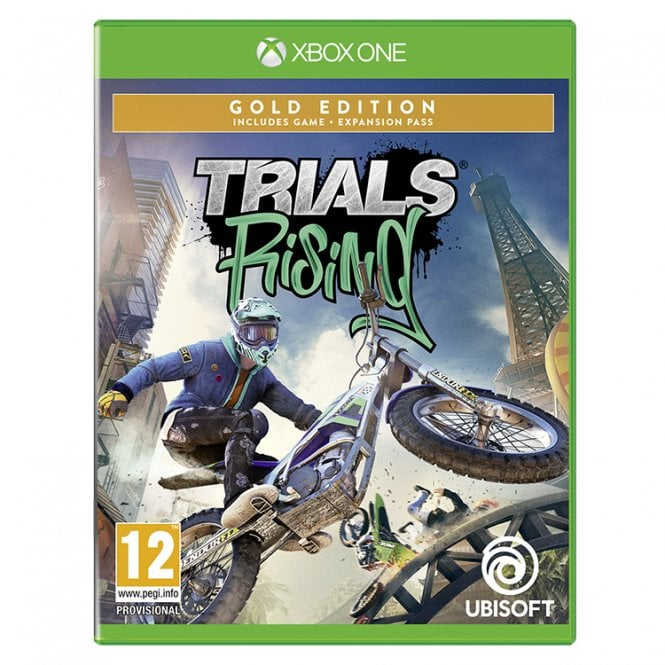 Trials Rising Gold Xbox