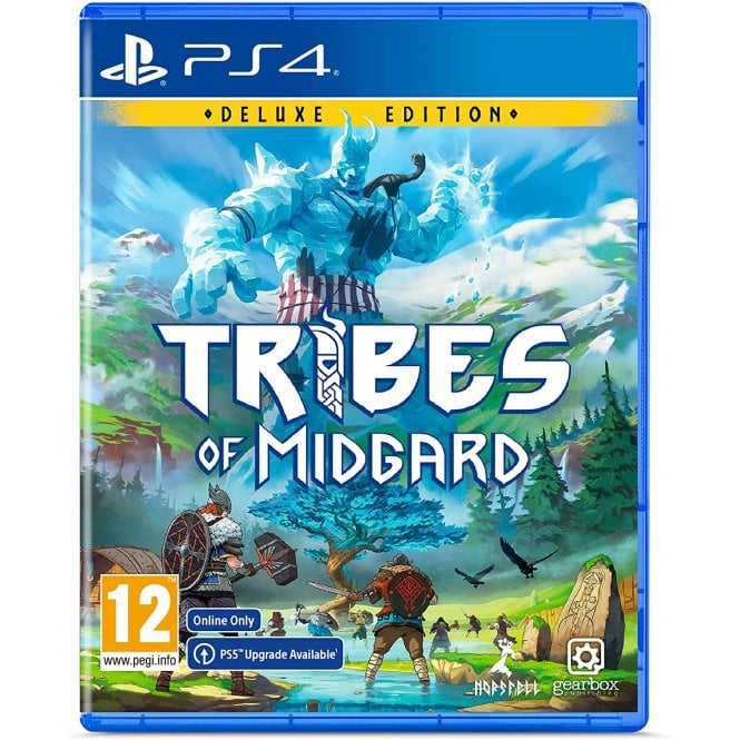 Tribes of Midgard Deluxe Edition PS4
