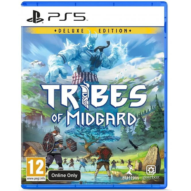 Tribes of Midgard Deluxe Edition PS5