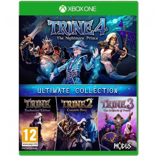 Trine Ultimate Collection Xbox