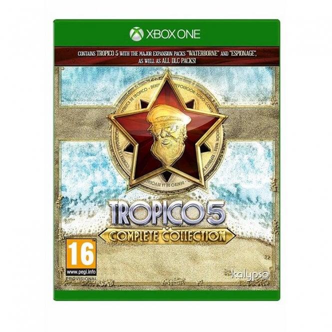 Tropico 5 Complete Edition Xbox