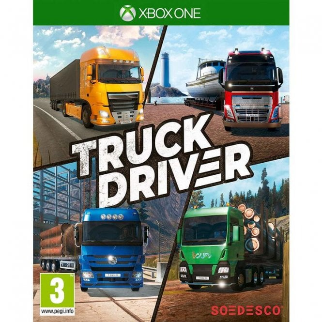 Truck Driver Xbox One