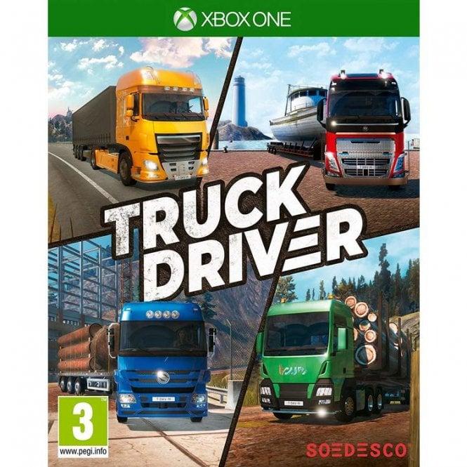 Truck Driver Xbox