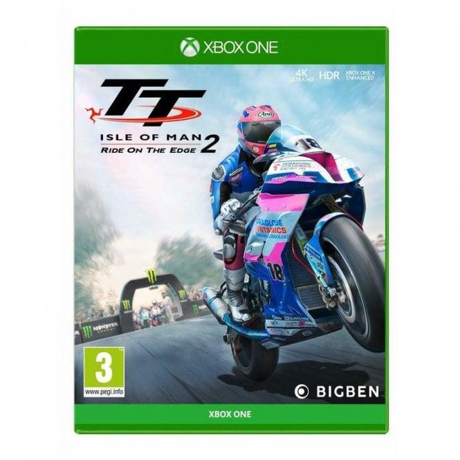 TT Isle of Man Ride On The Edge Xbox