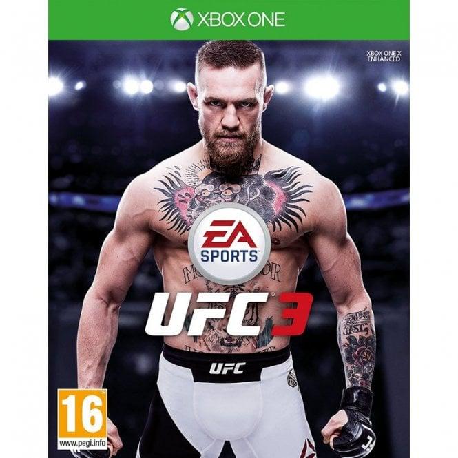 UFC 3 Xbox