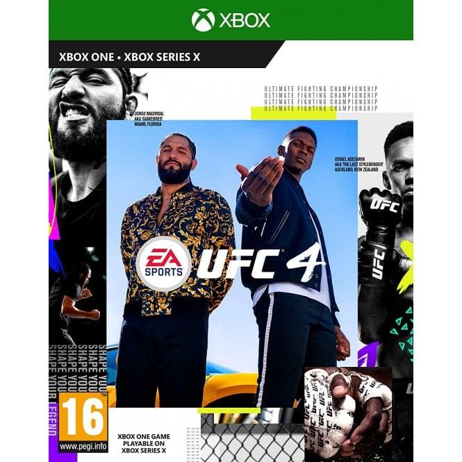 UFC 4 Xbox
