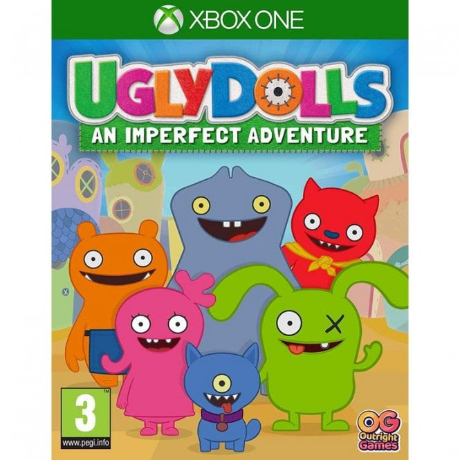 Ugly Dolls Imperfect Adventure Xbox