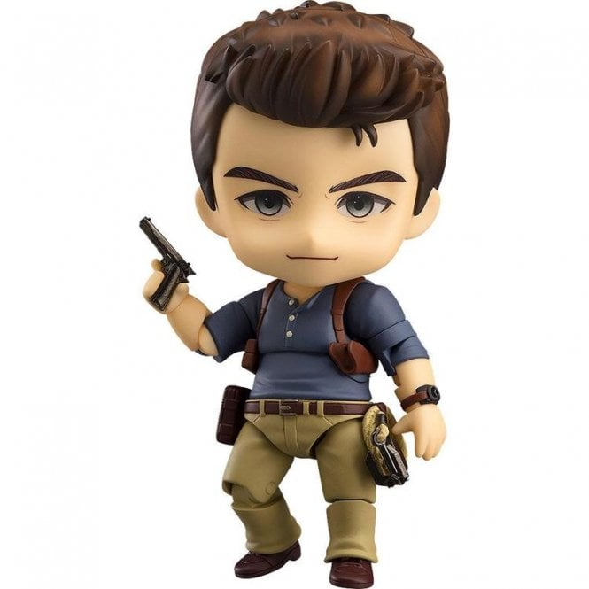 Uncharted 4 Nendoroid Nathan Drake Adventure Edition