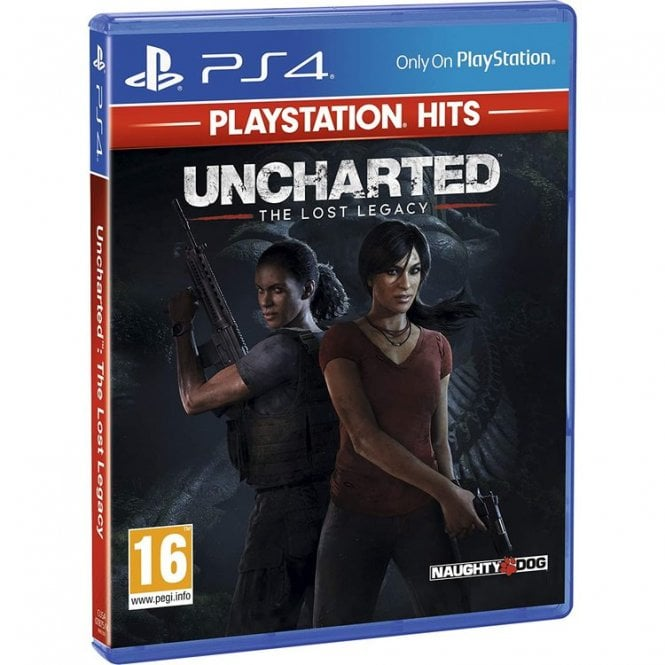Uncharted Lost Legacy Hits PS4