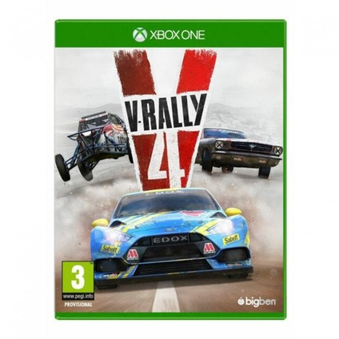V-Rally 4 Xbox