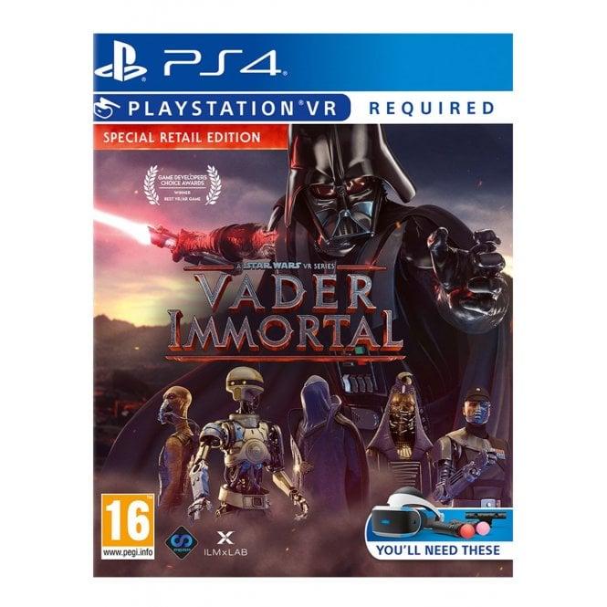 Vader Immortal Star Wars VR