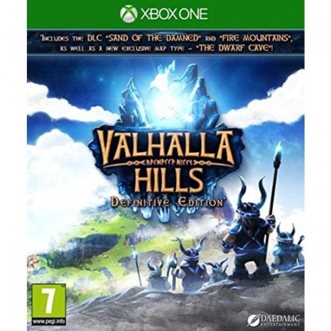 Valhalla Hills Definitive Edition Xbox